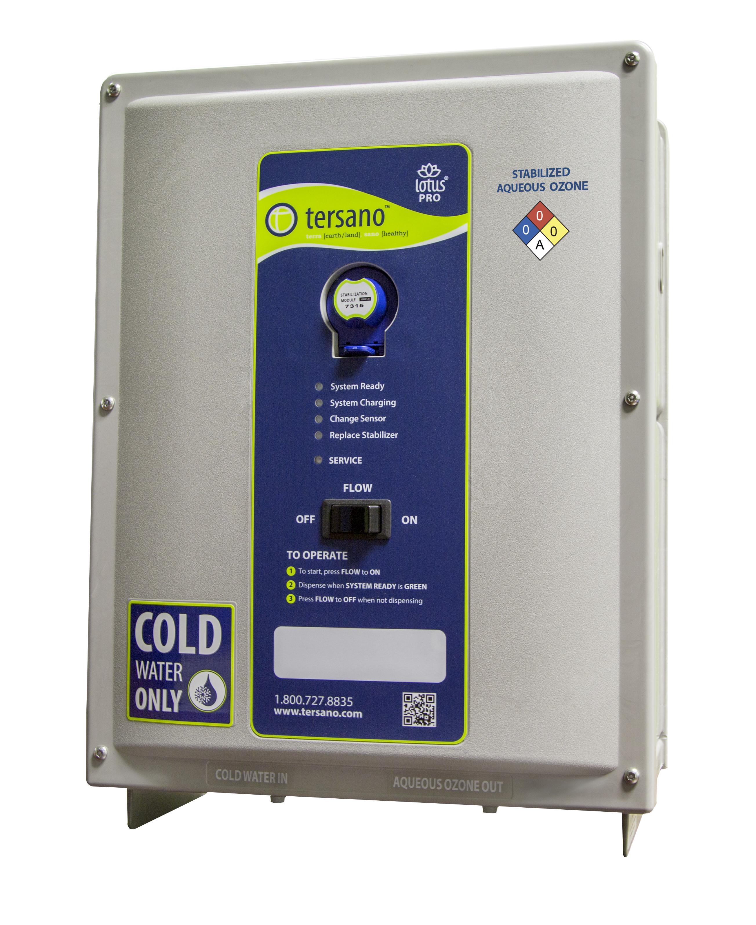 Sao Lotus Pro Aqueous Ozone Generator Alpha Tech Pet