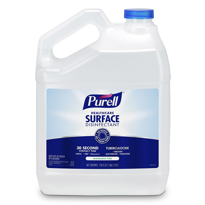 Purell Healthcare Surface Disinfectant Gallons