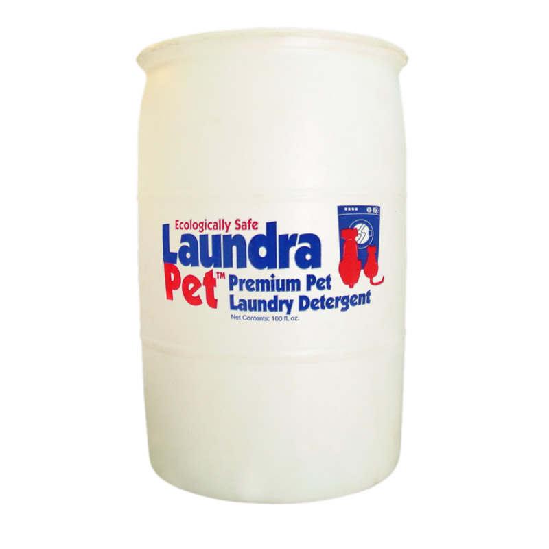 LaundraPet 15 Gallon Drum LaundraPet,Pet Laundry Detergent,laundry detergent for pets,animal care facility laundry detergent,veterinary laundry detergent,pet laundry detergent