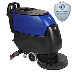 Pacific S-20 Disk Scrubber w/Battery Shield (Transaxle Drive, On-board Charger)