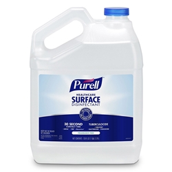 Purell Healthcare Surface Disinfectant - gallon bottles, 4/case Purell Healthcare,Purell,Purell Surface Disinfectant,Purell Healthcare Surface Disinfectant,Surface Disinfectant,Animal Care Disinfectant,Veterinary Disinfectant
