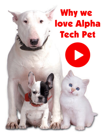 Why we love Alpha Tech Pet