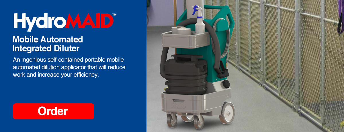 Alpha HydroMAID II Mobile Automated Integrated Diluter