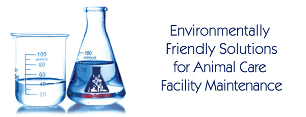 Superior Environmentally Friendly Solutions for Animal Care Facility Maintenance