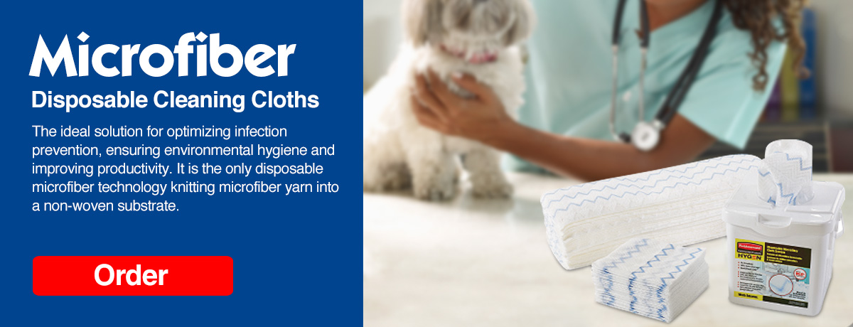Disposable Microfiber Cleaning Cloths
