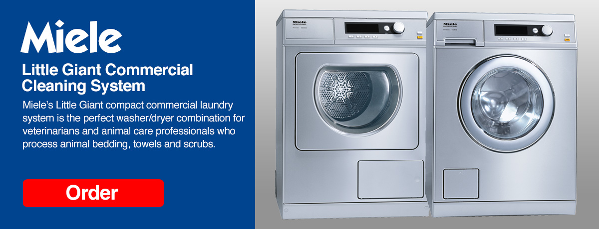 Miele Professional Commercial Washers & Dryers