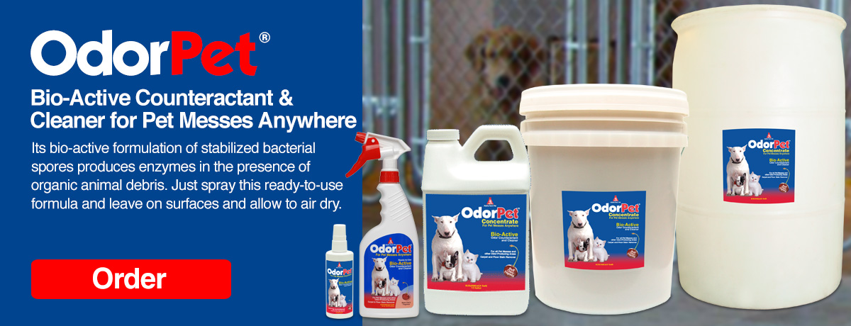 OdorPet Ready-to-Use Formulation