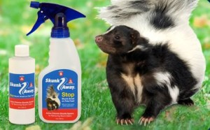 Skunk Away odor remover