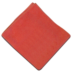 MicroFiber Knitted General Purpose Cloth - Red