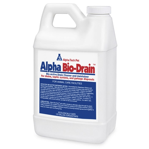 Alpha Bio-Drain half gallon