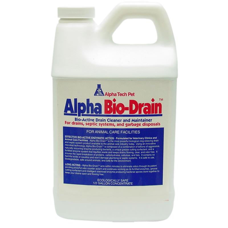 Bio Drain Odor Amp Clog Removal For Animal Care Facilitie