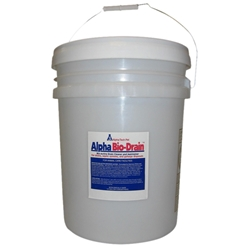 Alpha Bio-Drain - 5 gallon pail