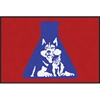 Alpha Tech Logo - Classic Impression Mat (4 x 6) Alpha Tech Pet Logo Floor Mat