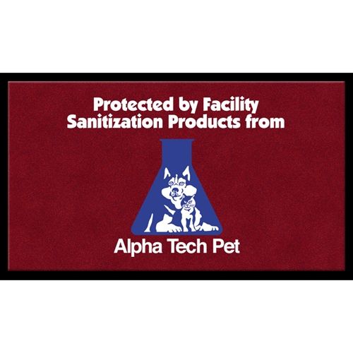 Alpha Tech Sanitation - Classic Impression HD Mat