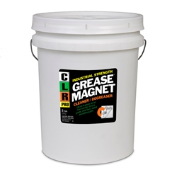 CLR PRO Grease Magnet - 5 gallon pail CLR, CLR PRO, CLR PRO Grease Magnet, CLR Degreaser, Animal Care Degreaser