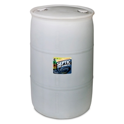 CLR PRO Septic Treatment, 55 gallon drum CLR PRO Septic Treatment, Septic Treatment, Animal Care Septic Treatment
