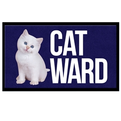 Cat Ward - Classic Impression HD Mat Cat Ward Message Mat