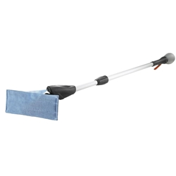 Cleano 5' Telescopic Cleaning System Telescopic Window Cleaner,Window Cleaning Pad,Aqueous Ozone Window Cleaning System