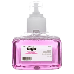 GOJO LTX-7 Antibacterial Plum Foam Hand Wash 700ml - 3/case GOJO antibacterial plum foam hand wash,veterinary hand wash,veterinary hand soap,clean hands healthy hands,animal care hand wash