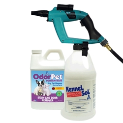 Hydro Satellite Sprayer for OdorPet & KennelSol