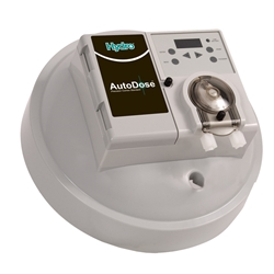 HydroDRAIN automatic dispenser for 5 gallon pails of BioDrain