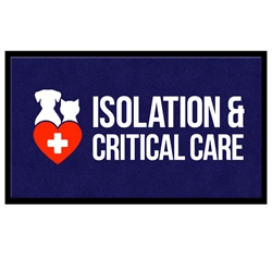 Isolation/Critical Care - Classic Impression HD Mat Isolation/Critical Care - Animal Care Facility Mat
