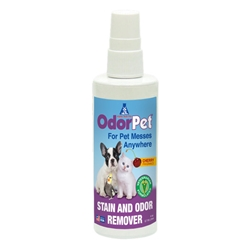 OdorPet odor and stain remover