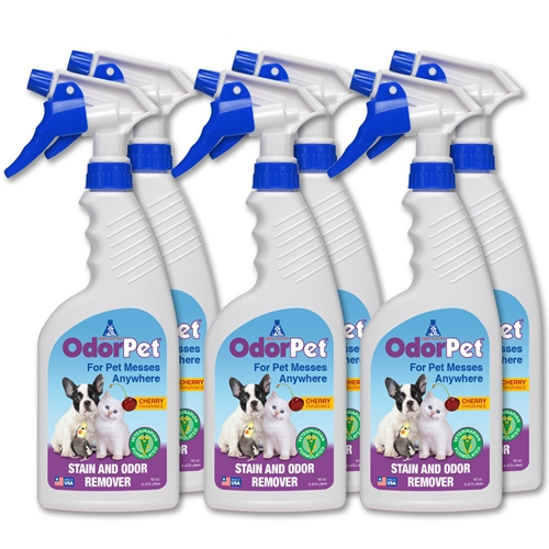 OdorPet stain and odor remover
