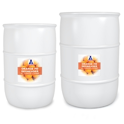 Orange HD Degreaser 30 and 55 gallon