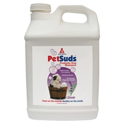 PetSuds Probiotic Pet Shampoo - 2.5 Gallon Bottle Probiotic Pet Shampoo,PetSuds Pet Shampoo,Premium Pet Shampoo,Probiotic Dog Shampoo,Probiotic for Dogs