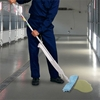 Quick Cleanup Mop w/Flip Frame (includes 1 Wet/Dry Flip Pad) quick cleanup mop,pet mess mop,veterinary quick mop,kennel quick mop