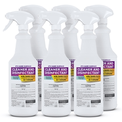 RTU Cleaner and Disinfectant