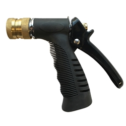 Spray Nozzle with quick connect