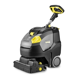 "Karcher Walk-Behind 18"" Floor Scrubber BR 45/22 C Bp Karcher,Floor,Scrubber,Animal Care,Floor Scrubber,Veterinary Floor Scrubber,Pet Resort Floor Scrubber"