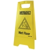 Wet Floor Sign (English & Spanish) Wet Floor Sign,Animal Care Facility Wet Floor Sign