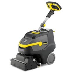 "Karcher Walk-Behind 14"" Compact Floor Scrubber BR 35/12 Bp Karcher,Floor,Scrubber,Animal Care,Floor Scrubber,Veterinary Floor Scrubber"